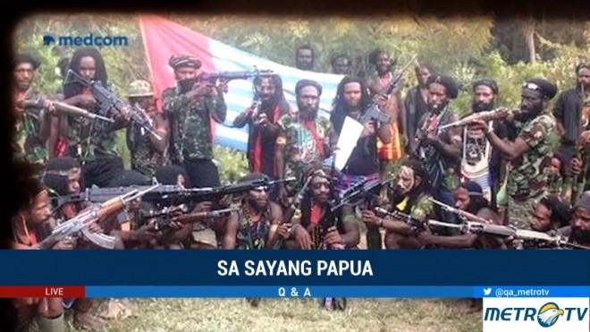 Highlight Q & A - Sa Sayang Papua