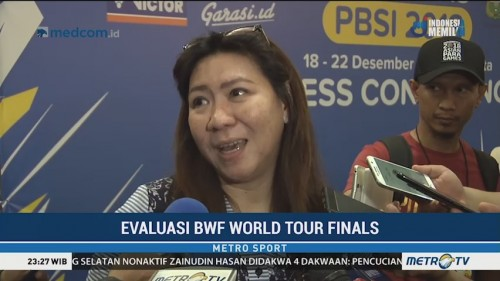 Evaluasi BWF World Tour Finals 2018