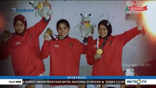 Kesuksesan Indonesia di Asian Games 2018