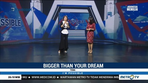 Bigger Than Your Dream (1)