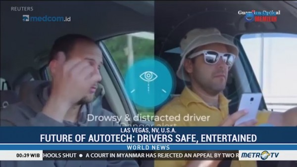 The Future of Auto Tech: Keeping Drivers Safe and Entertained