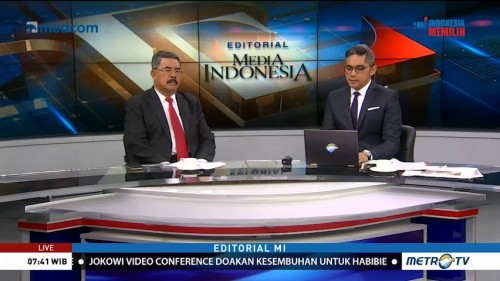 Bedah Editorial MI:  Politisasi Kasus Novel