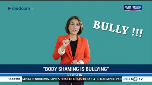 Body Shaming is Bullying