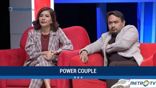 Q & A - The Power Couple (2)