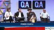 Q & A - The Power Couple (3)