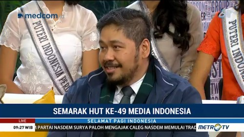 HUT ke-49, Media Indonesia akan Gelar Festival Kopi (2)