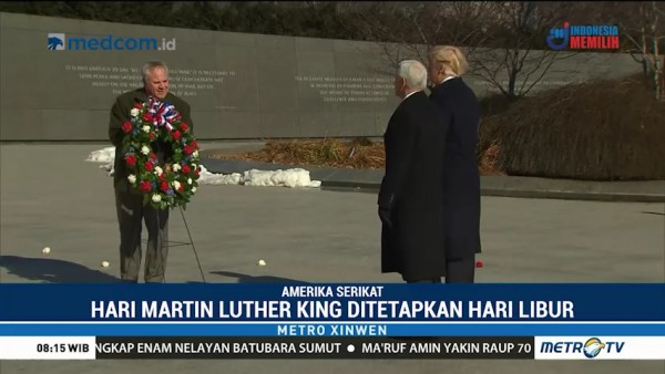 Pawai Hari Martin Luther King Jr