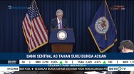 The Fed Tahan Suku Bunga Acuan