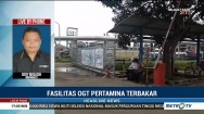 Area Pertamina EP Balongan Berangsur Normal
