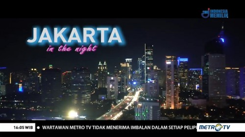 Jakarta in the Night (1)