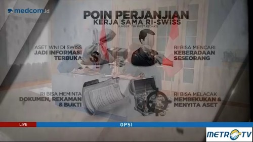 Highlight Opsi - Memburu Dana Gelap