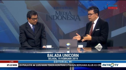 Bedah Editorial MI: Balada Unicorn
