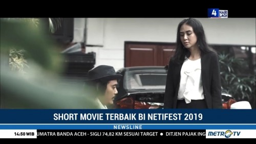 Short Movie & Animasi Terbaik BI Netifest 2019