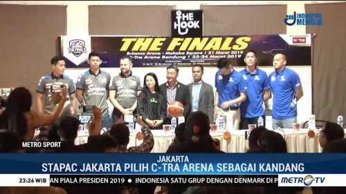 Jelang Final Indonesian Basketball League