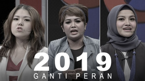 Highlight Q & A - #2019GantiPeran