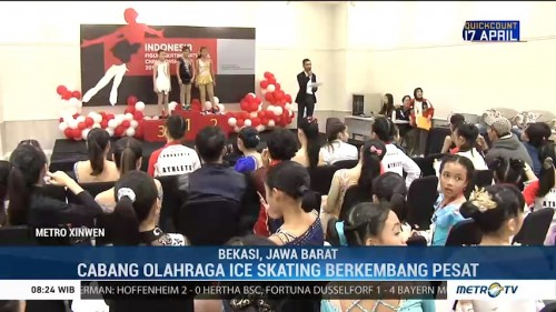 Kejuaraan Nasional Ice Skating Indonesia