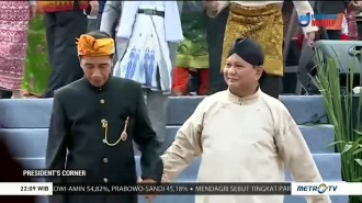 Momen Pesta Demokrasi Damai 2019