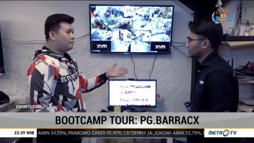 Bootcamp Tour PG.Barracx
