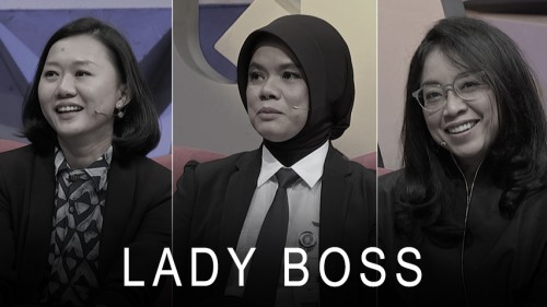 Highlight Q & A - Lady Boss