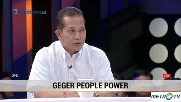 Geger <i>People Power</i> (2)