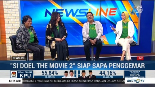'Si Doel The Movie 2' Siap Sapa Penggemar (1)