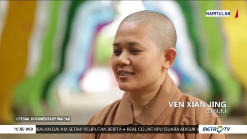 <i>Special Documentary</i> Waisak 2019: <i>The Simple Monastic Life</i> (3)