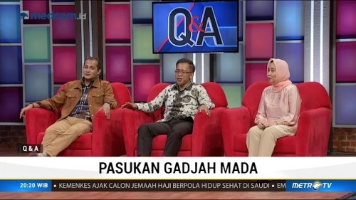 Highlight Q & A - Pasukan Gadjah Mada