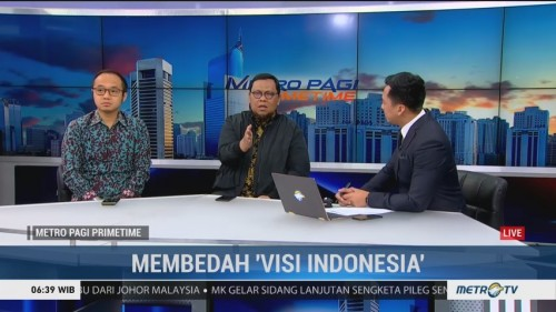 Membedah Lima Poin Visi Indonesia