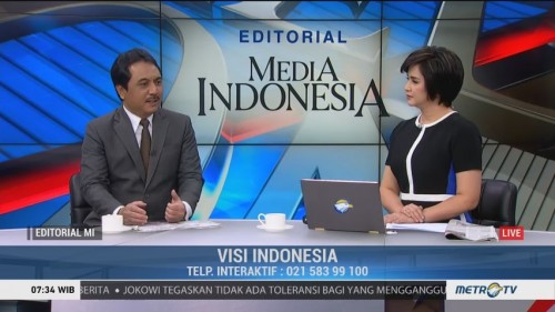 Bedah Editorial MI: Visi Indonesia