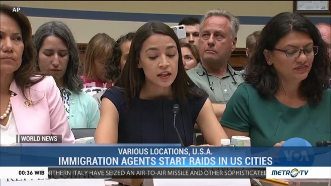 Immigration Agents Start Raids in US Cities