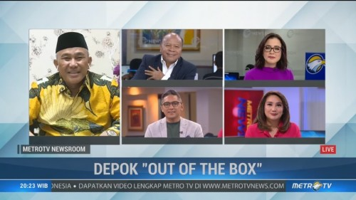 Depok <i>Out of the Box </i>