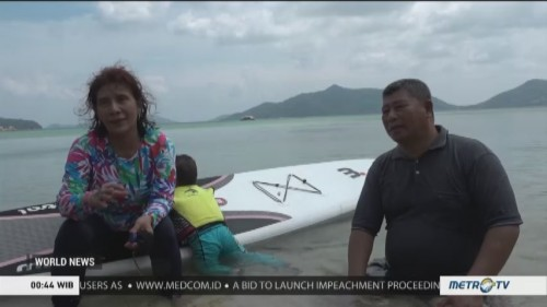Susi Pudjiastuti Claims Anambas Waters Clear