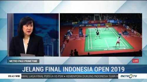 All Indonesian Final Tercipta di Indonesia Open 2019