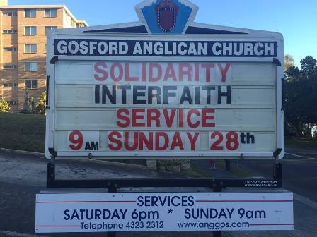 gosford muslim Donning mock muslim garb to disrupt an  storming a church in muslim garb the latest  storming a church in muslim garb the latest stunt of party for.
