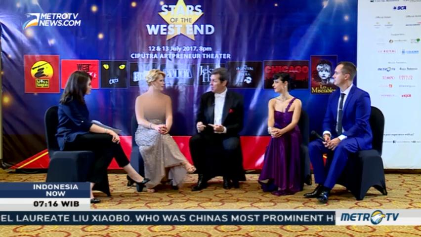 Interview with Stars of The West End