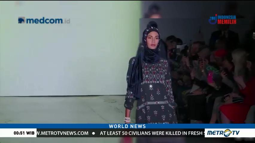 Modest Designer Finds Fashion Connects People